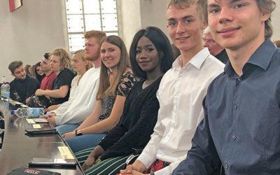 August-Bebel-Schule bei Bibelwettbewerb ganz vorne mit dabei