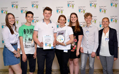 Innovations-Preis beim HR-Filmwettbewerb